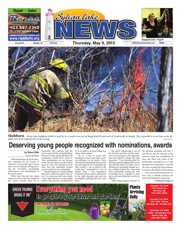 Sylvan Lake News May 09 2013 By Black Press Issuu Free Heater Circuit Rosemary Ainslie Basiccircuit