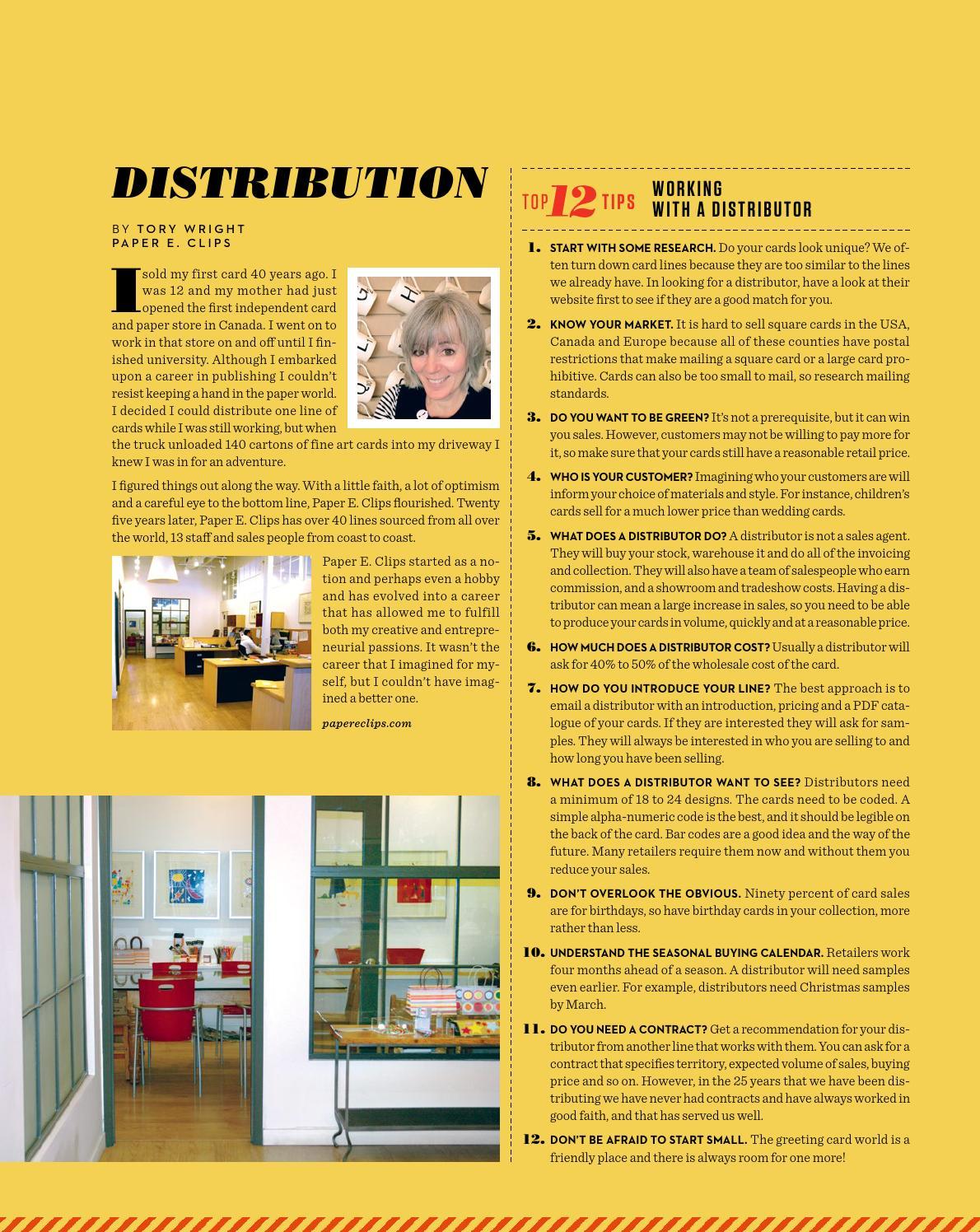 Uppercase Stationery Guide By Janine Vangool Issuu