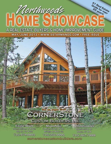 northwoods home showcase by 5 star marketing distribution issuu