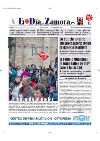 El Día de Zamora nº 157 by ViriatoPress 49db2886550f