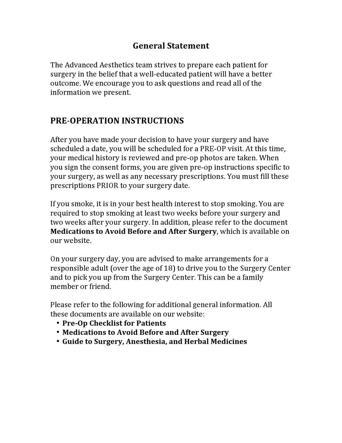 Operation Instruction by Advanced Aesthetics - issuu
