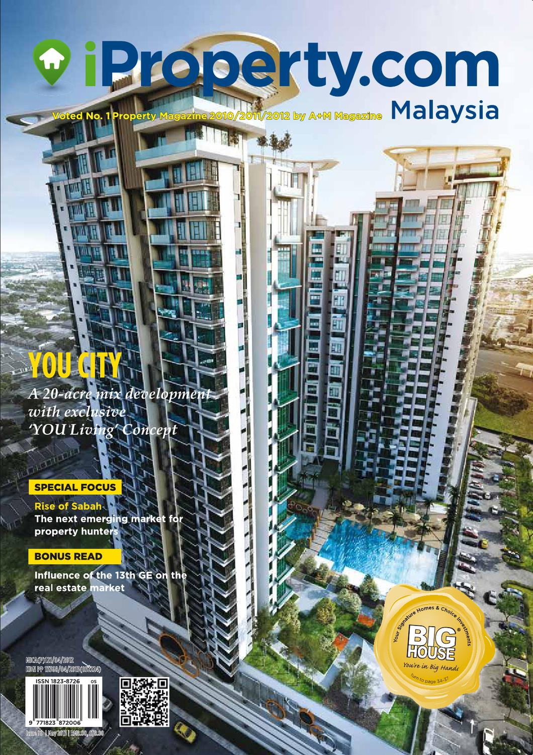 Malaysia property a robust boom ahead