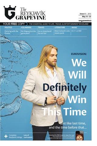 The Reykjavík Grapevine Issue 5, 2013 By Reykjavík Grapevine   Issuu