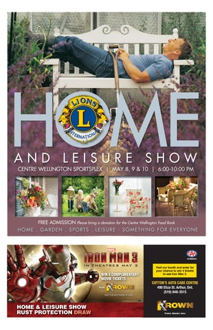 Fergus Lions Club 2013 Home Show by WHA Publications Ltd  - issuu