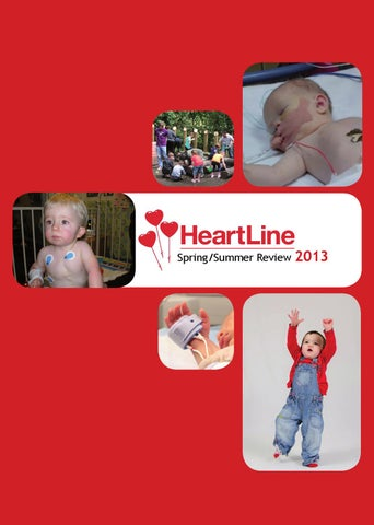 HeartLine Spring Summer Review 2013