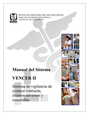 Manual de procedimientos de urgencias.