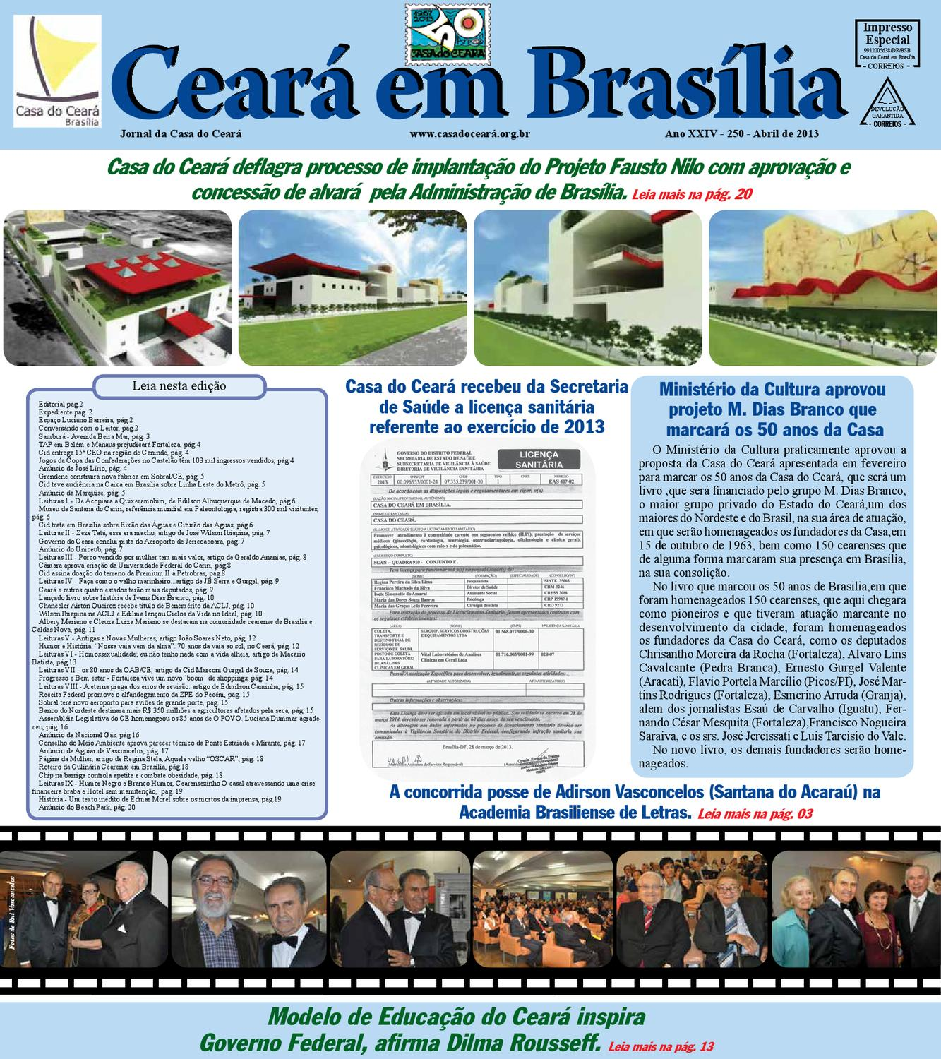 13f8c05c819 Jornal Abril 2013 by shadown shadown - issuu