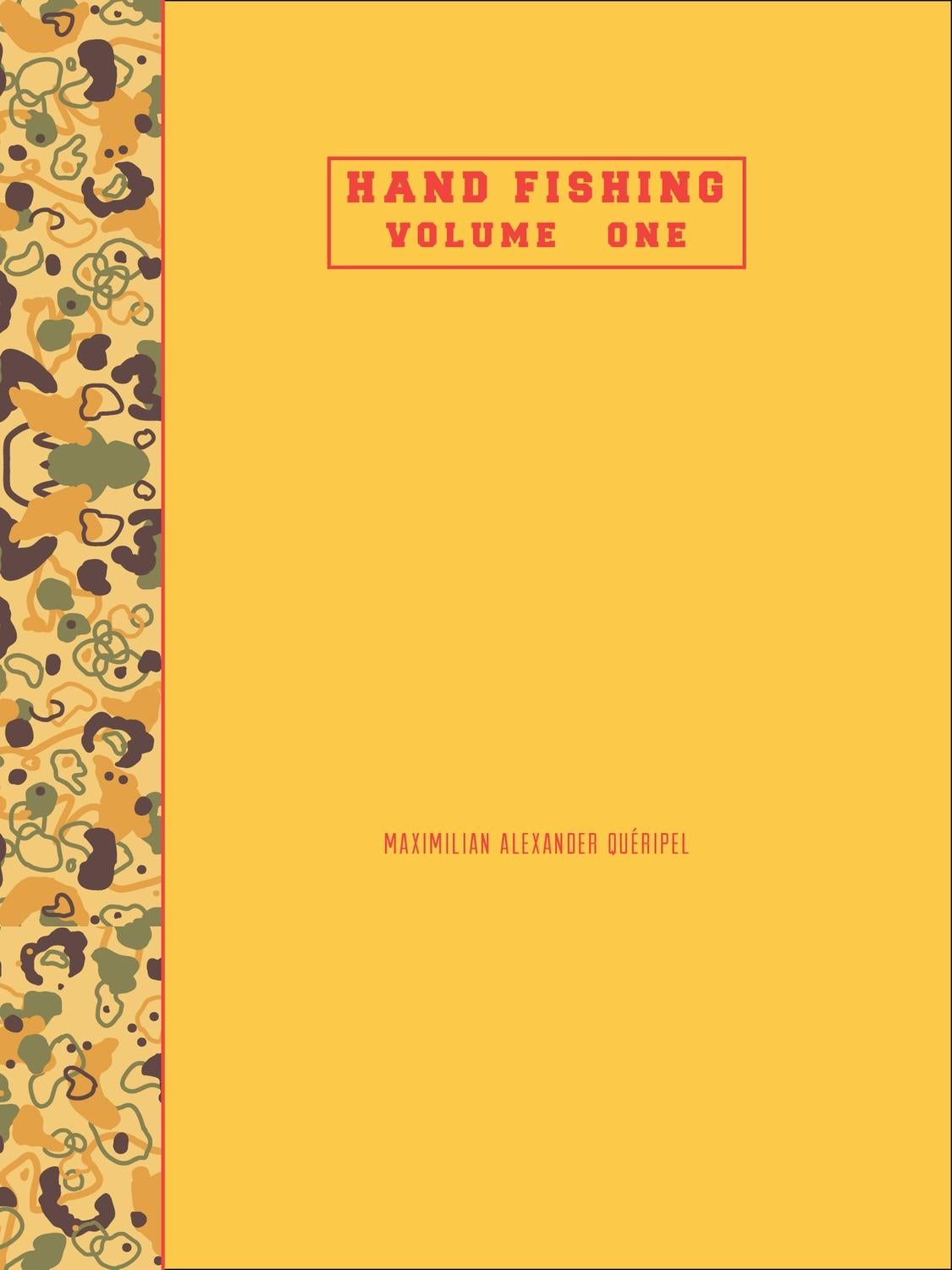 Handfishing Vol 1 by Maximilian Queripel - issuu