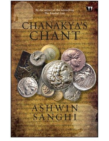 Chanakya s Chant by meenu sharma - issuu 8aea15ac0