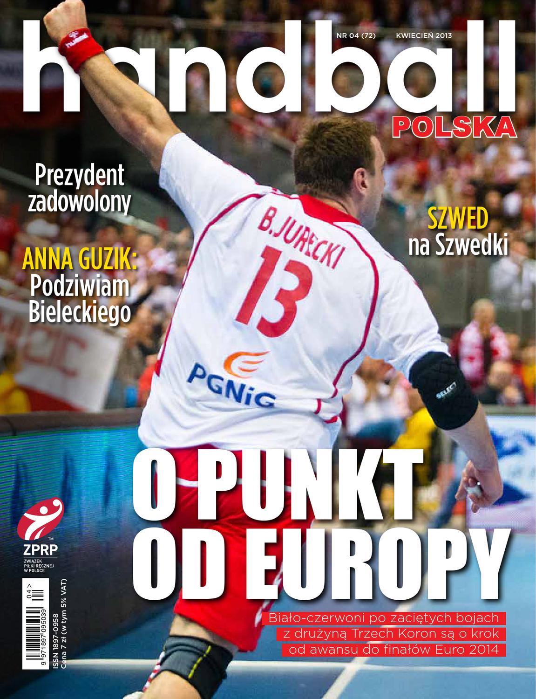 fc3f9fd8d Handball Polska   April 2013 by PHF Związek Piłki Ręcznej w Polsce - issuu