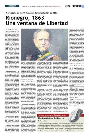 Semanario 46 by El Pueblo Con todo el poder de la información - issuu