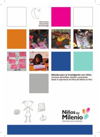 Libro Métodos para niños by Macarena Cossio - issuu