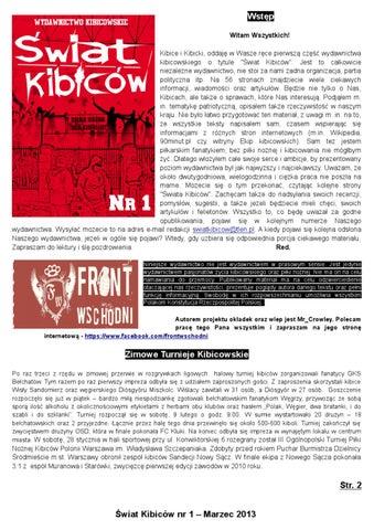 Swiat kibicov  1 by V SoldatovV - issuu 0bebe16e6eb