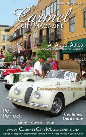 Carmel city magazine by blue heron publications llc issuu page 1 fandeluxe Image collections
