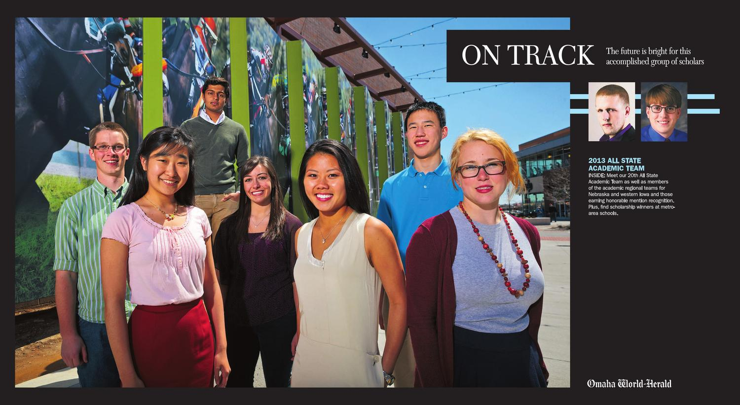 Omaha World Herald Scholars 2013 By Omaha World Herald Issuu