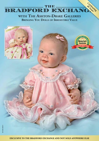 Bradford Exchange May 2013 Doll Catalogue By Bradford
