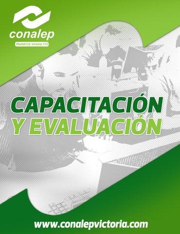 EVALUACIÓN El sistema CONALEP es una institución pionera y la mas  importante en la prestación de servicios de evaluación con fines de  certificación de ... 95c2525890f02