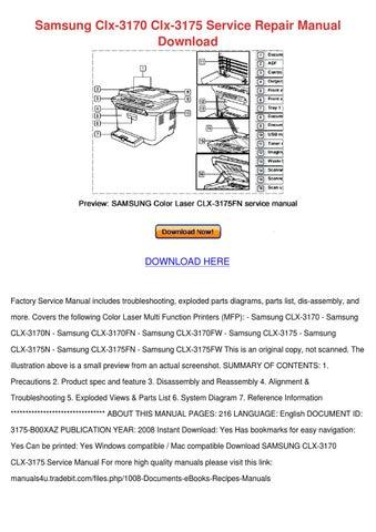 samsung le32m86bdx tv service manual download