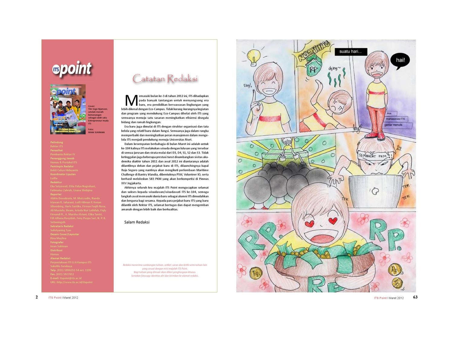 Majalah ITS Point 14 By Majalah ITS Issuu