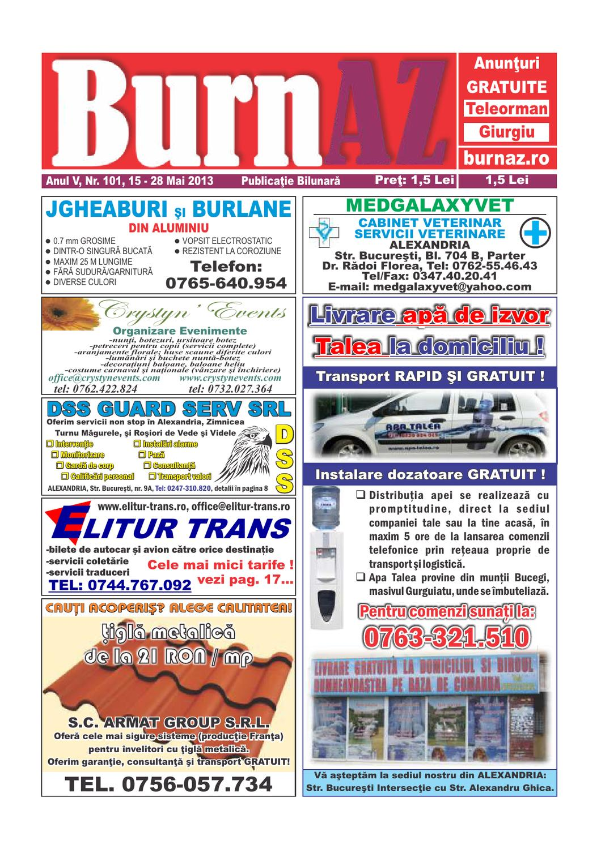 burnaz 15 28 mai 2013 by ziar burnaz issuu