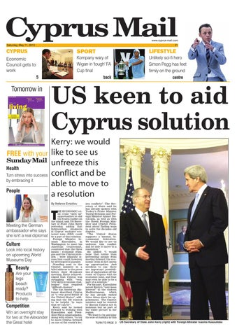 c0dc94e522e Cyprus Mail newspaper by Cyprus Mail Co Ltd - issuu