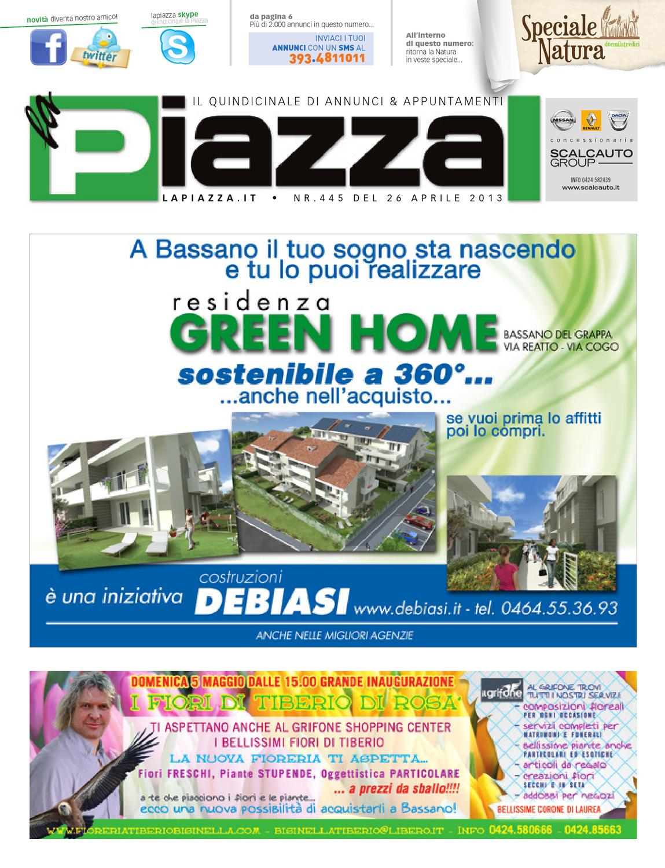 la Piazza 445 by la Piazza di Cavazzin Daniele - issuu c4975323a97