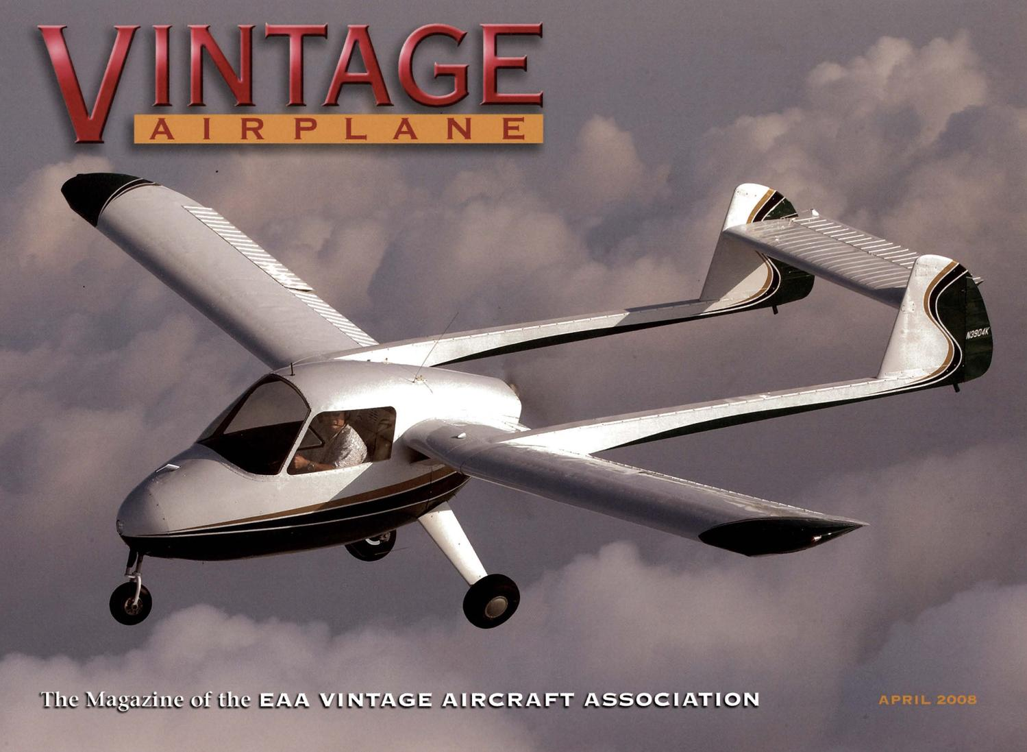 Va Vol 36 No 4 April 2008 By Eaa Vintage Aircraft Association Issuu 74147 Datasheet