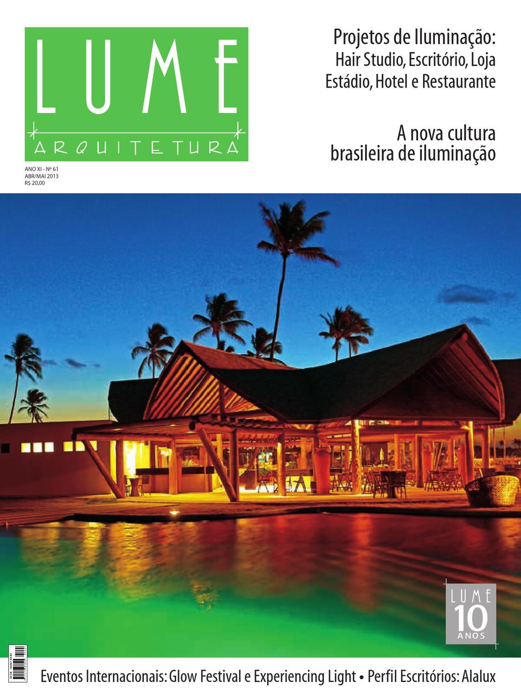 Lume Arquitetura - Ed.61 by Revista Lume Arquitetura - issuu 6cce07492c9