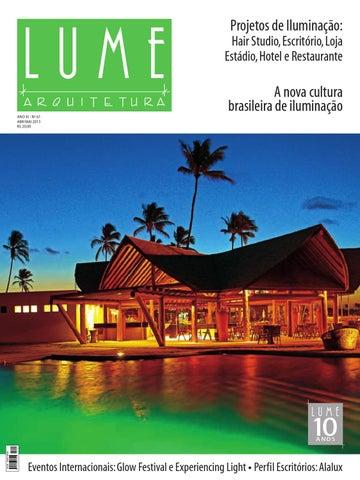 Lume Arquitetura - Ed.61 by Revista Lume Arquitetura - issuu 162b26d0cae