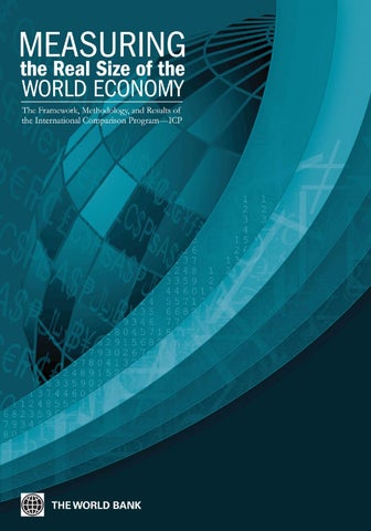 Measuring the Real Size of the World Economy Part 2 by World