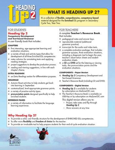Tourism 2 Teachers Resource Book