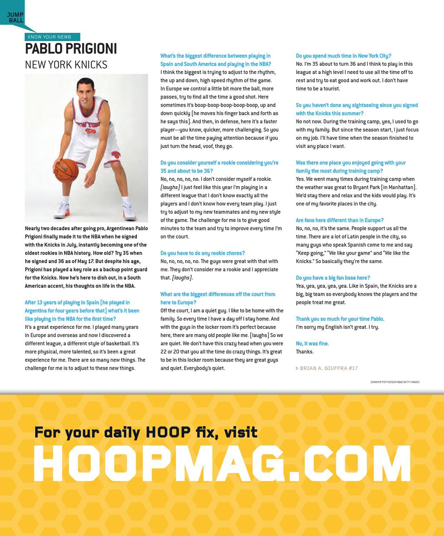 HOOP May June 2013 by HOOP issuu