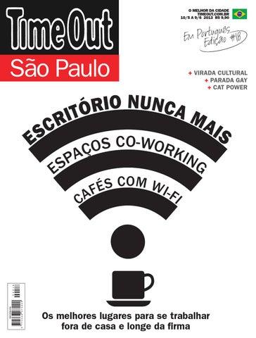 e3233a21efacc Revista Time Out SP - PT - Ed.18 mai. 2013 by Time Out São Paulo - issuu