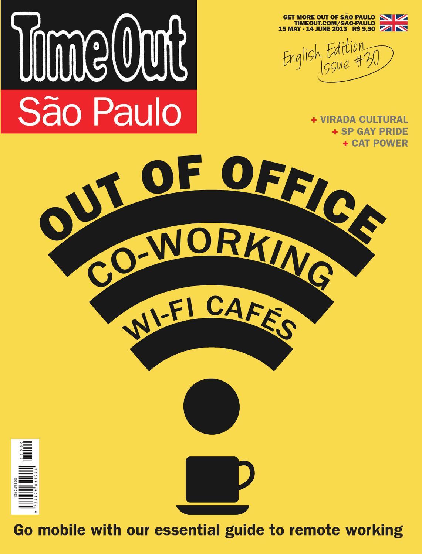 Revista Time Out SP - EN - Ed 30/mai  2013 by Time Out São