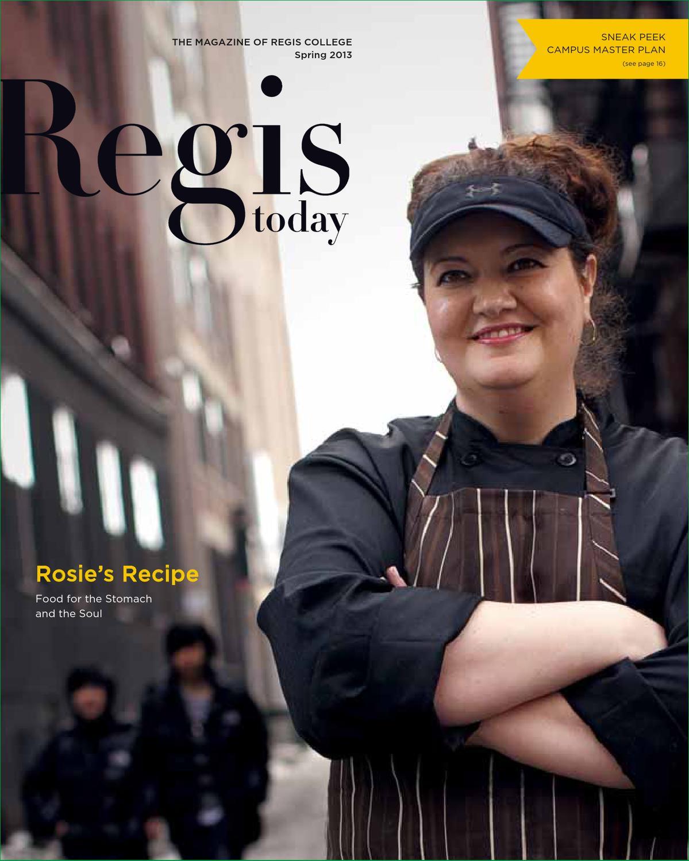 a7bcff97f8cf4 Spring 2013 - Regis Today by Regis College - issuu