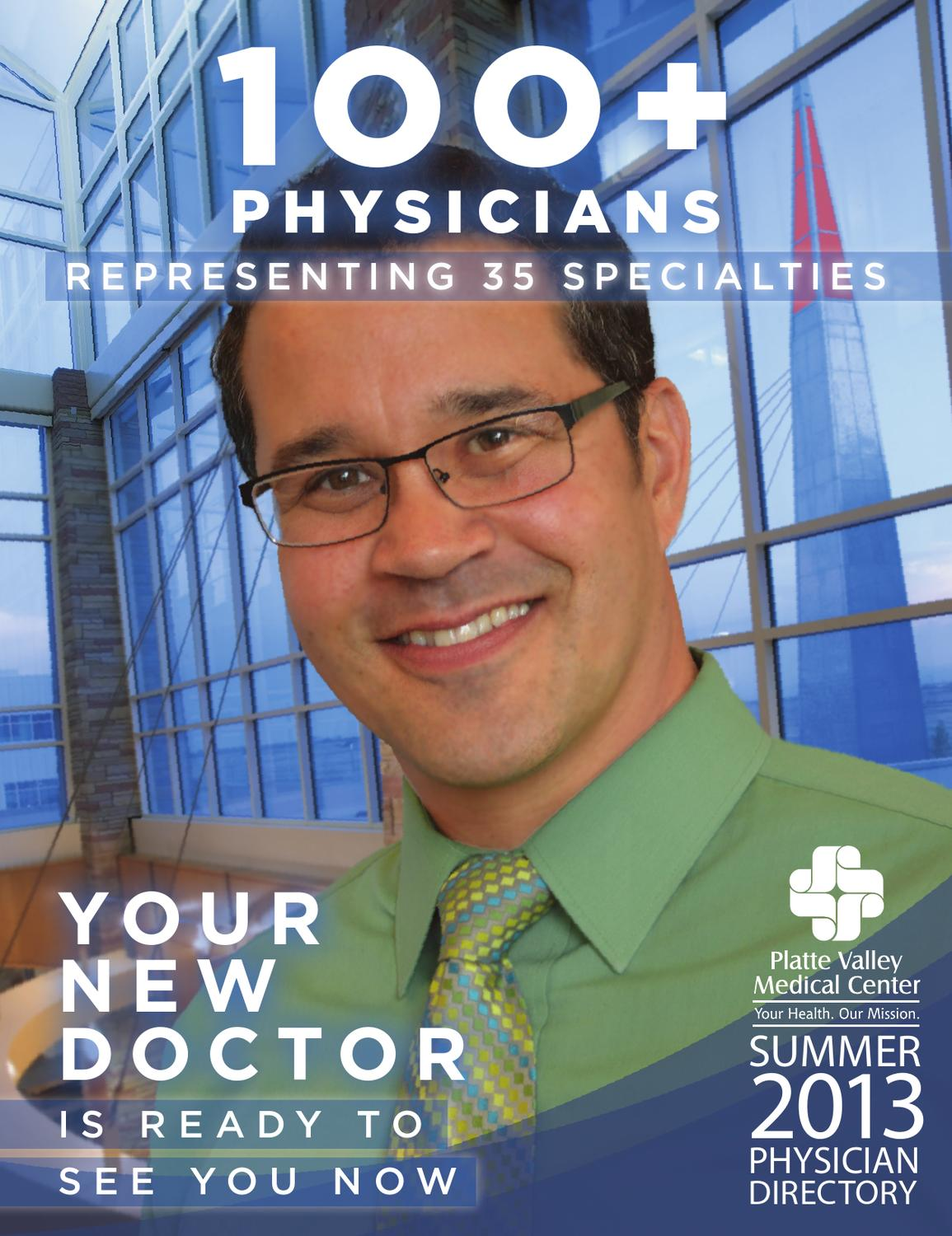 Physician Directory - Summer 2013 by Charmaine Weis - issuu