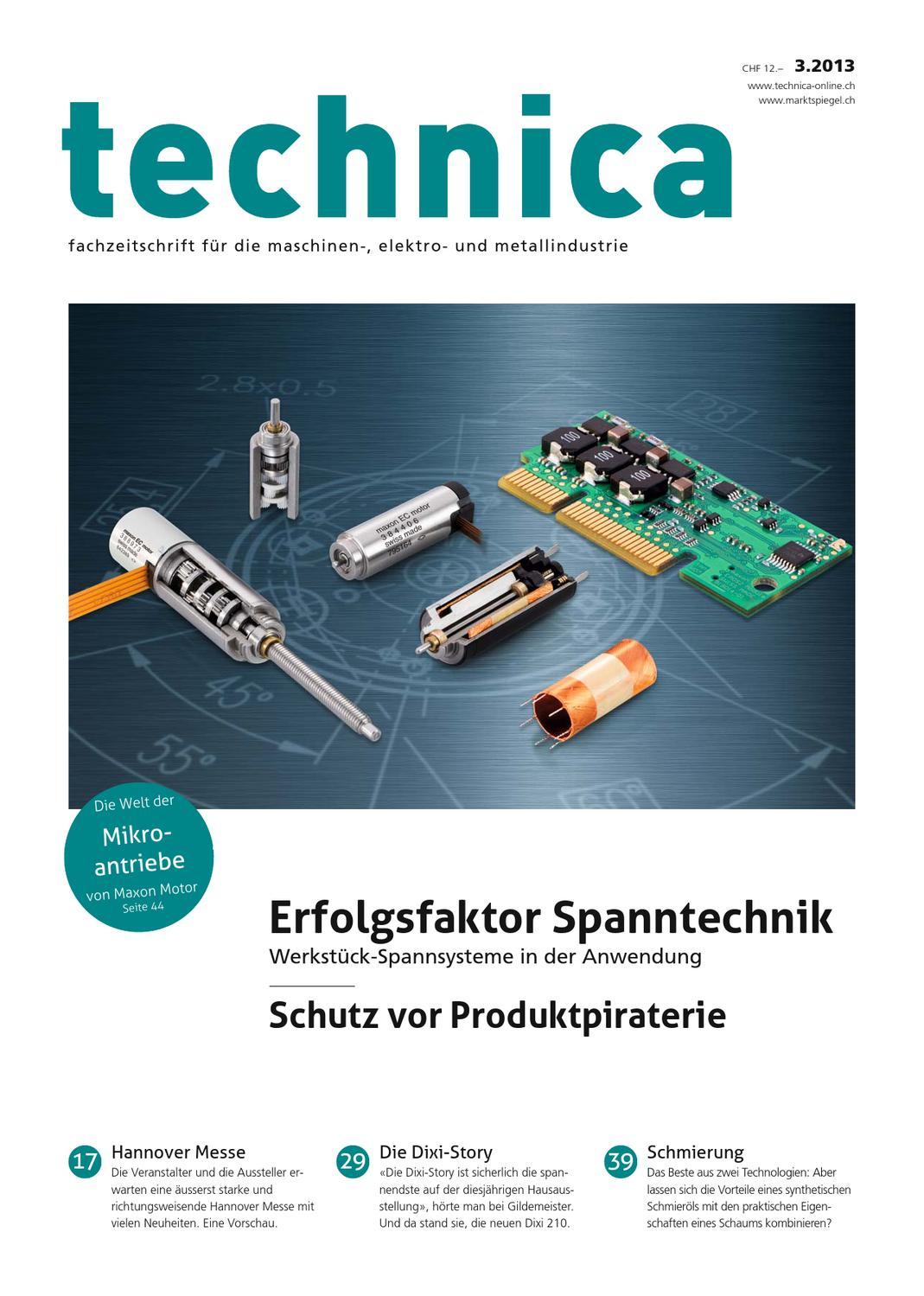 Technica 2013/03 by Technica - issuu
