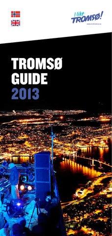 53d27355e Tromsoguide Norwegian/English by Visit Tromsø - issuu
