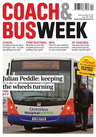 f92969f5aa Coach   Bus Week   Issue 1087 by Coach and Bus Week   Group Travel ...