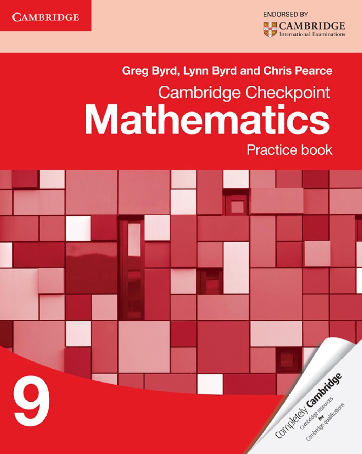Cambridge Checkpoint Mathematics Practice Book 9 by Cambridge ...