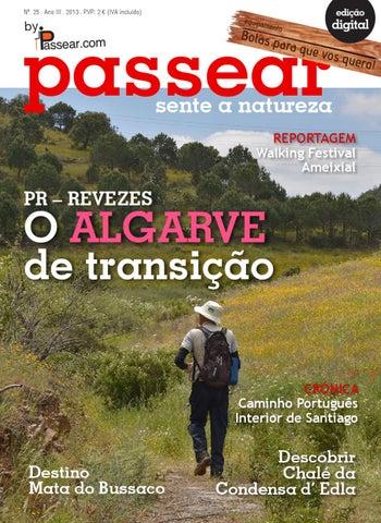 f2454a2ce Revista Passear Versão Gratuita Nº25 by Lobo do Mar