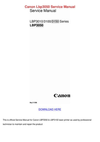canon irc3200 service manual free