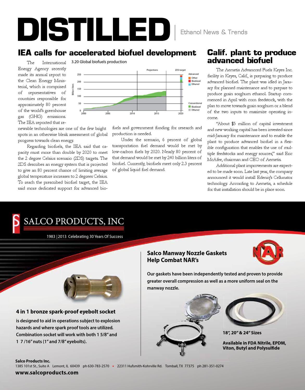 June 2013 Ethanol Producer Magazine by BBI International - issuu