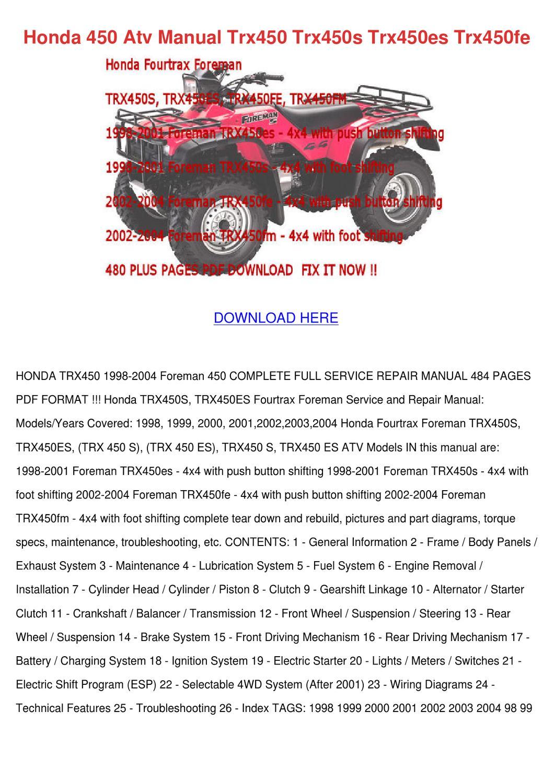 REGULATOR RECTIFIER for HONDA TRX450ES TRX450S  4X4 1998-2001