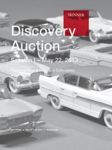 ba43160fb Discovery Auction Session I â  x20AC   x201C  May 22
