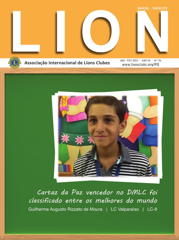 692f21afacf93 Lion Brasil Sudeste 76 by Revista Lion Brasil - Sudeste - issuu