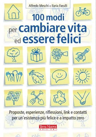 100 modi per cambiare vita ed essere felici libro completo by page 1 fandeluxe Image collections