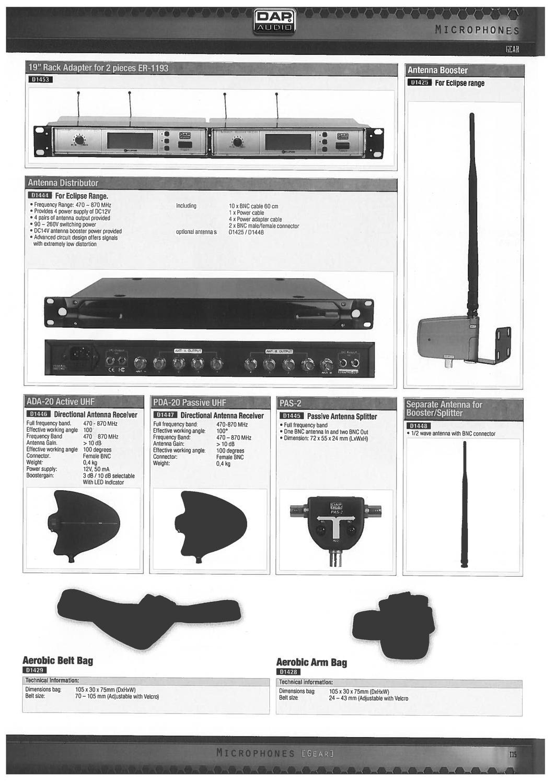 ADA-20 Active UHF