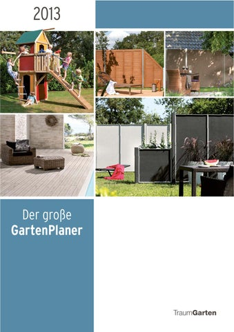 Brügmann Traumgarten Gartenplaner 2013 By Opus Marketing GmbH   Issuu