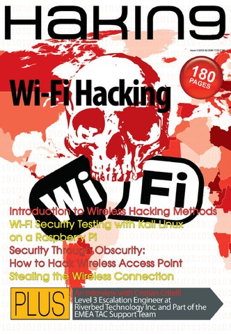 Wi-fi Hacking with Wireshark by Hakin9Magazine - issuu